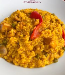 Arroz Mixto Meloso